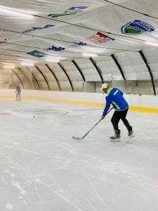 jégpálya bérlés