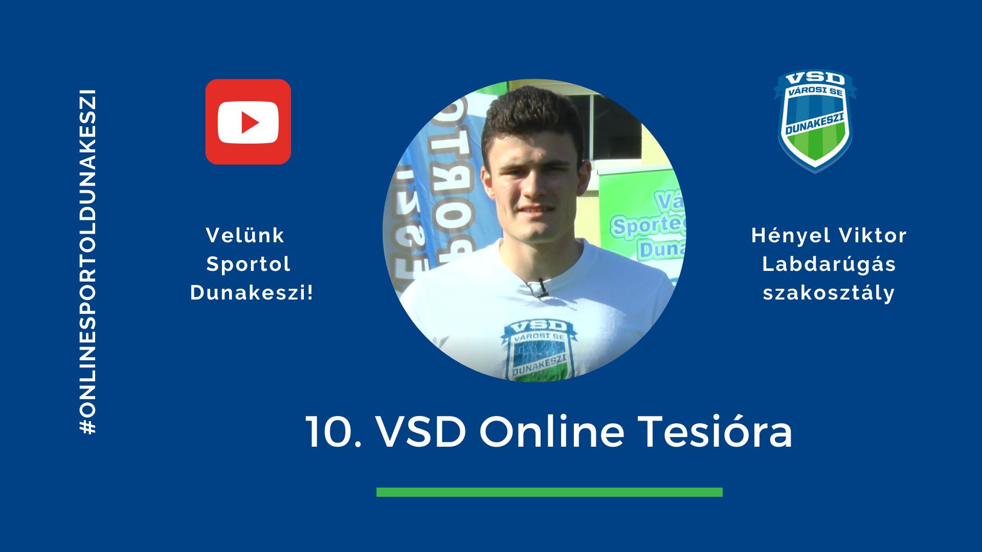 VSD jégkorong online tesi